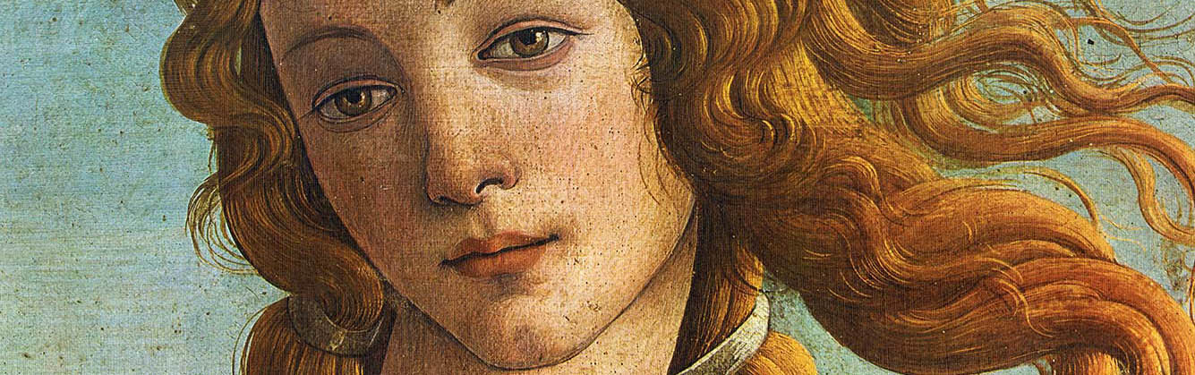 Botticelli - Venus - Uffizi with your Personal Guide